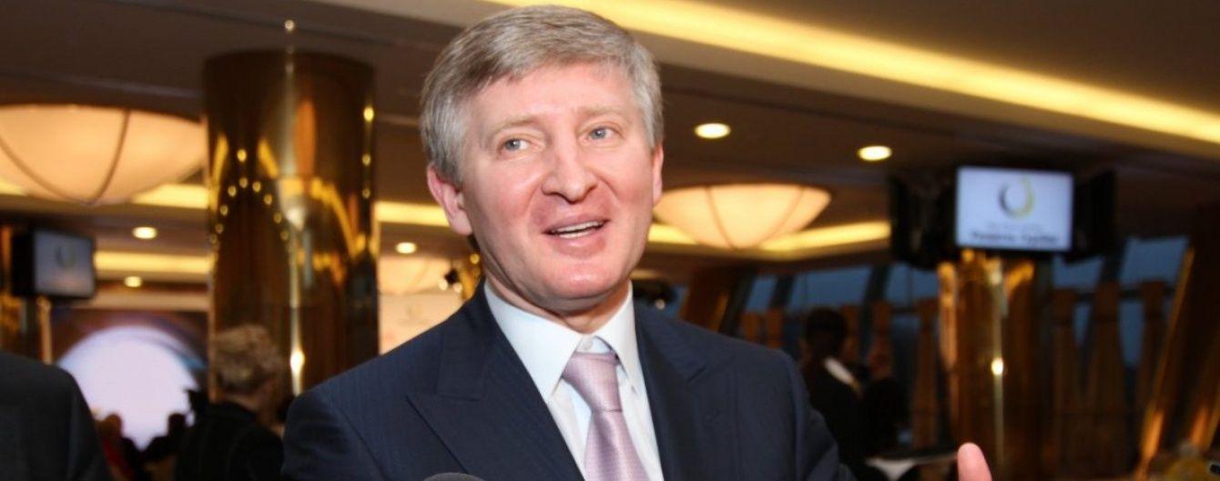 Рейтинг Ахметова у Forbes обвалився на 570 позицій