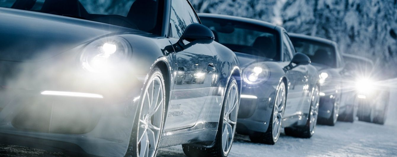 Porsche 911: В гостях у сказки