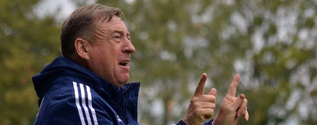 Украинский тренер отпраздновал выход в еврокубки лезгинкой в раздевалке