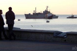 Россия усилила военное присутствие в Азовском море, перебросив около 40 боевых кораблей - разведка