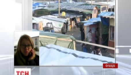Лагерь мигрантов Кале делает попытки прорваться в тоннель под Ла-Маншем