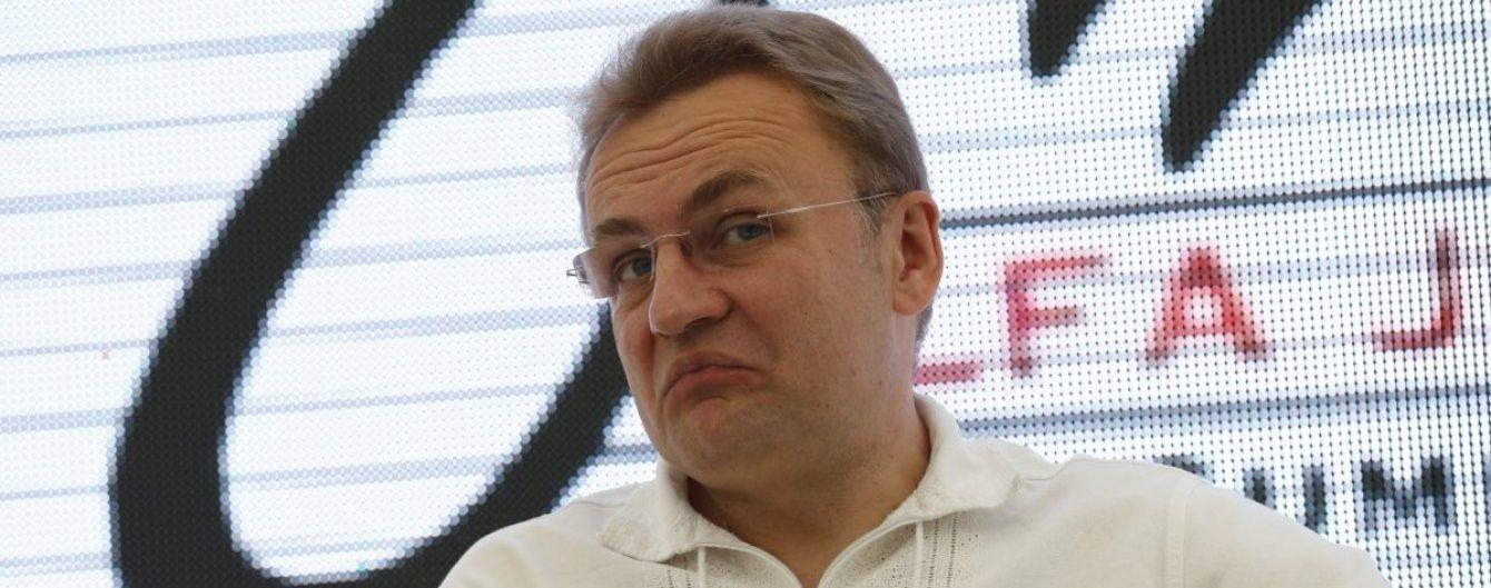 Журналісти дізналися, з ким у Львові слухали джаз Кличко й Садовий