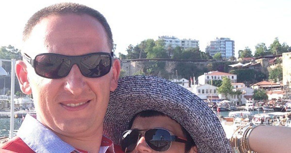 Шевцова с мужем @ ok.ru/Елена Рябикова Шевцова
