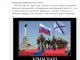 Репосты в поддержку аннексии Крыма на странице Шевцовой