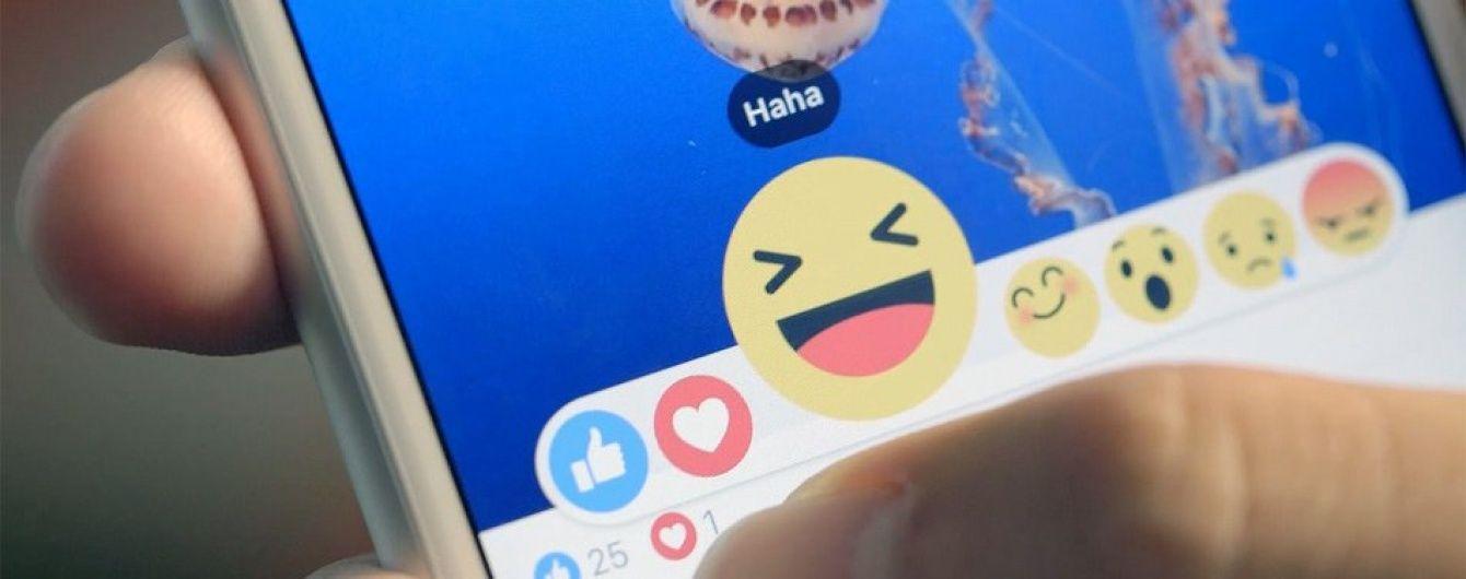 Цукерберг назвав найпопулярнішу емоцію серед користувачів Facebook
