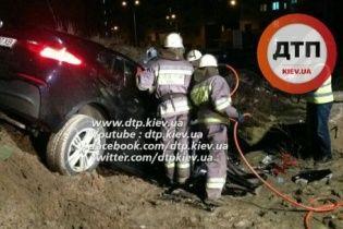 В МВД раскрыли личности пассажиров BMW, которая попала в жуткую аварию на Кольцевой