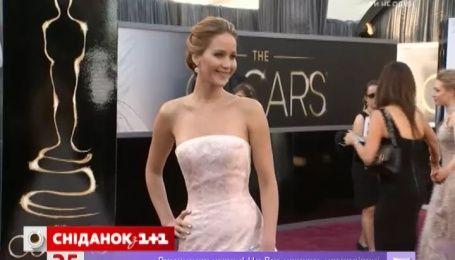 Дженніфер Лоуренс назвали найзаможнішою претенденткою на «Оскар»