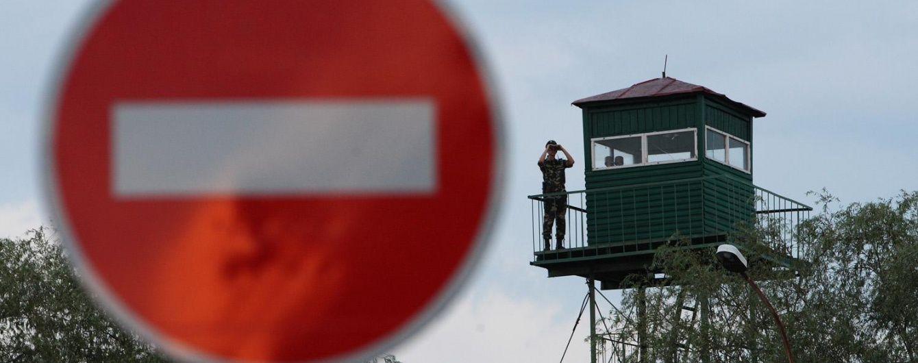 Пограничники рассказали о росте количества нарушений порядка пересечения границы и обнародовали подробную статистику