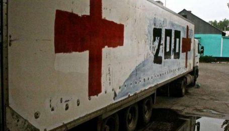 """На границе Украины и РФ заметили похоронный фургон с надписью """"200"""" - ОБСЕ"""