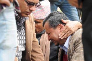 Появились фотографии с места катастрофы непальского самолета в джунглях