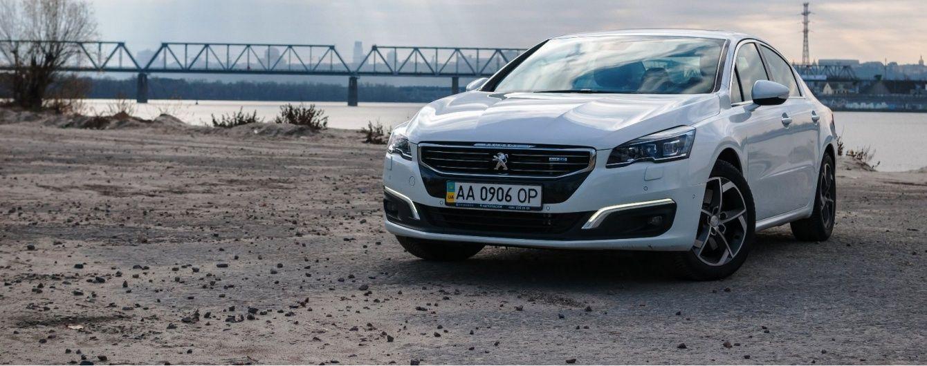 Peugeot 508: Недооцененный