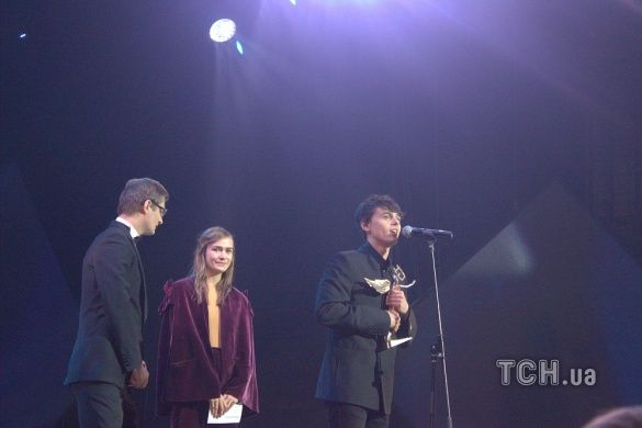 Alekseev на YUNA 2016