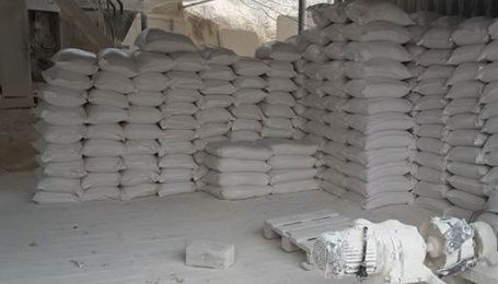 СБУ разоблачила злоумышленников, которые незаконно добывали мел в зоне АТО (видео)