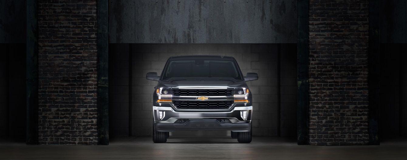 General Motors выпустит гибридные пикапы Chevrolet Silverado и GMC Sierra
