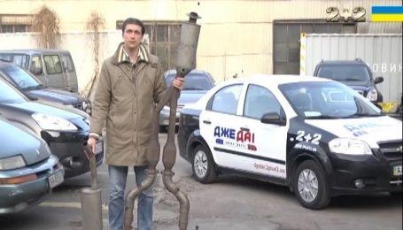 Где в Украине производят глушители