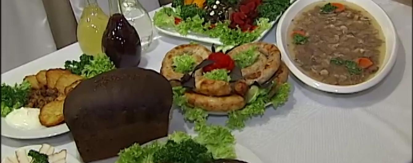 Українські страви потрапили у 10-ку найсмачніших світових наїдків