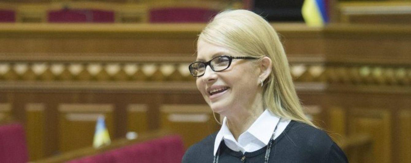 Тимошенко божиться, що не змінювала умов для входження в коаліцію