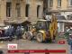 З-під уламків зруйнованого будинку у центрі столиці зранку дістали два тіла