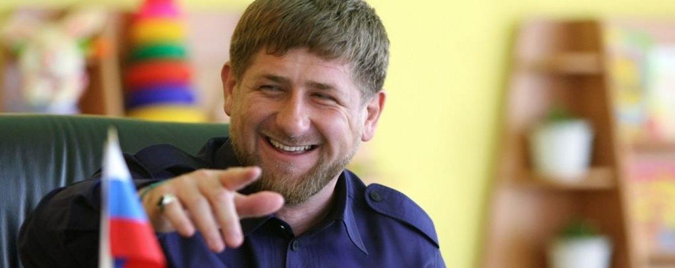 У Чечні прирівняли відставку Кадирова до порушення прав громадян
