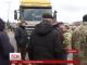 На Львівщині відновили блокаду російських фур