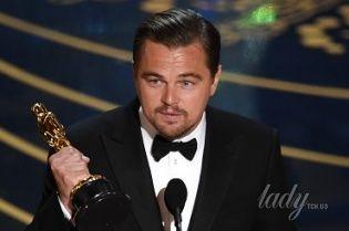 "Наконец-то ""Оскар"": Леонардо Ди Каприо получил заслуженную статуэтку"