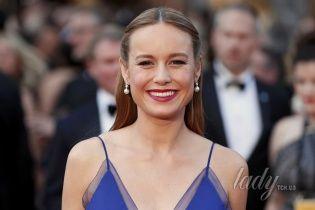 """""""Оскар-2016"""": лучшая актриса года произвела фурор изысканным платьем"""