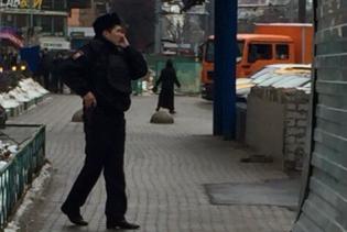 У Держдумі не помітили у центрі Москви жінку з відрізаною головою дитини