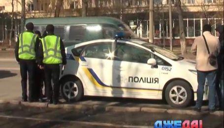 Полицейский похитил авто в Виннице