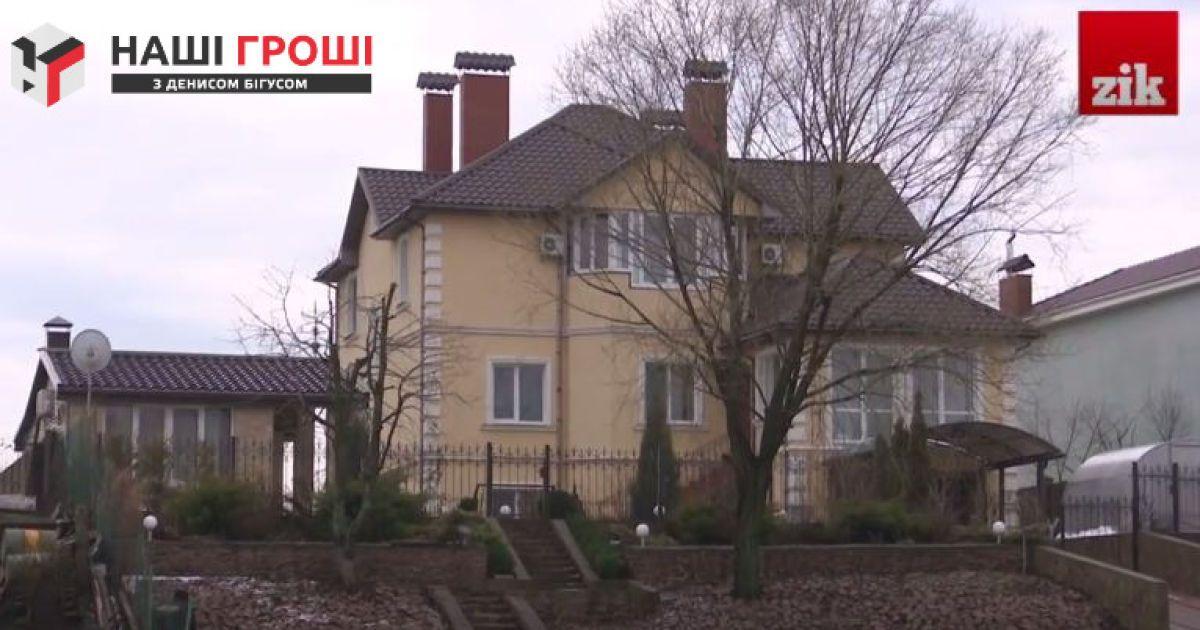 Маєток Руденка - у закритому дачному містечку @ Наші гроші