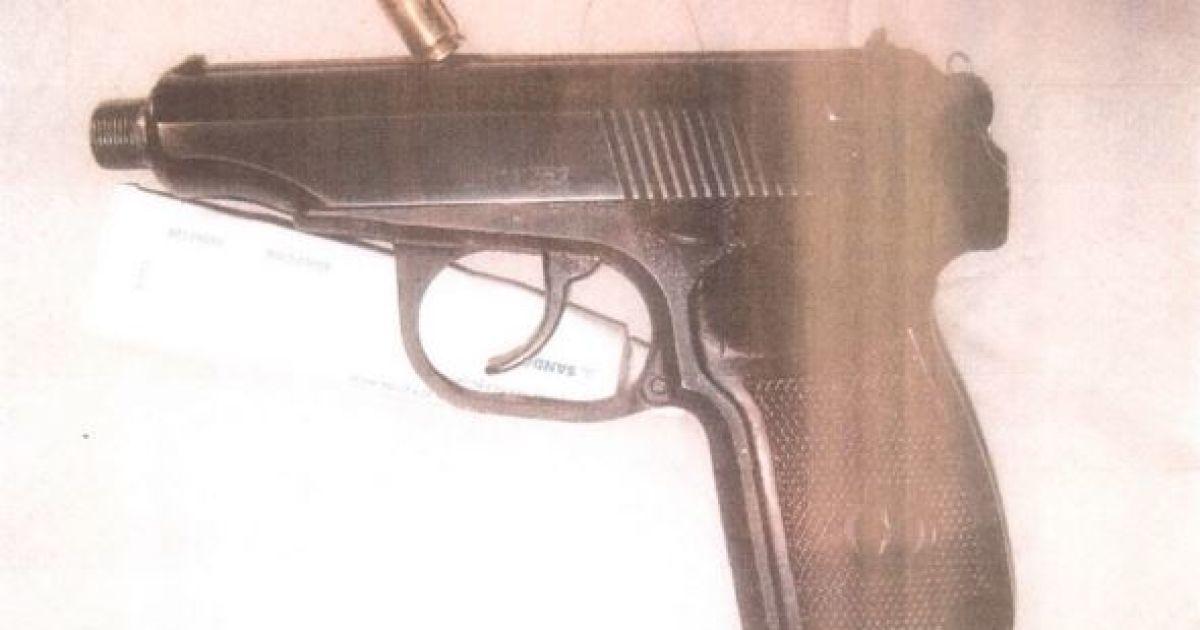 У 2014 році у Краснова вже вилучали арсенал зброї @ twitter/СБУ