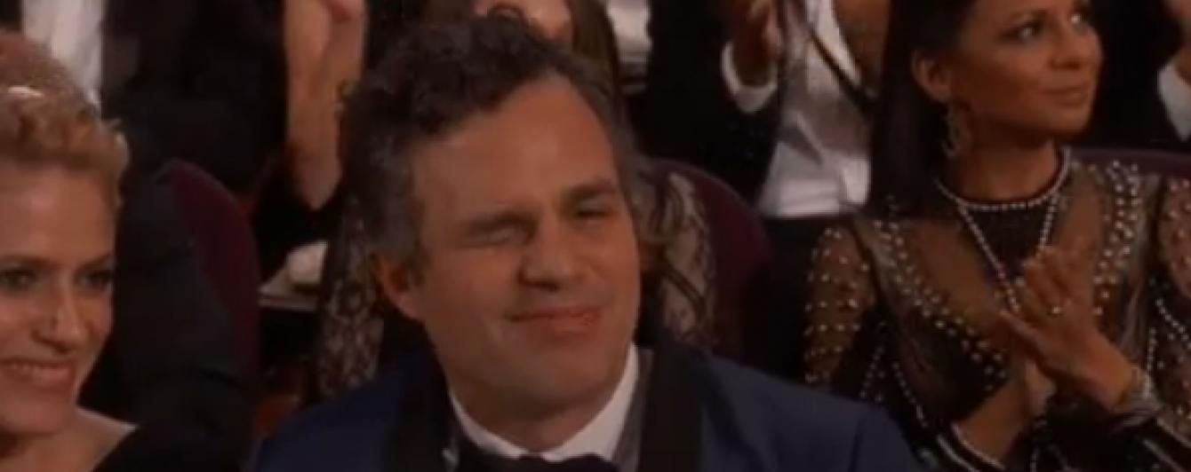 """Дэймон с печеньем и подмигивающий Руффало. Что вы пропустили на церемонии вручения """"Оскара"""""""