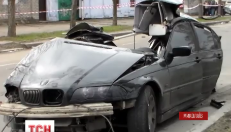 Офіцер поліції спричинив жахливу ДТП у Миколаєві