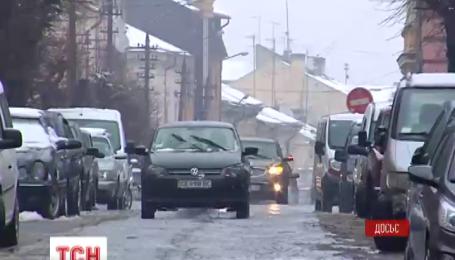 Українська весна розпочинається із дощів і штормового вітру