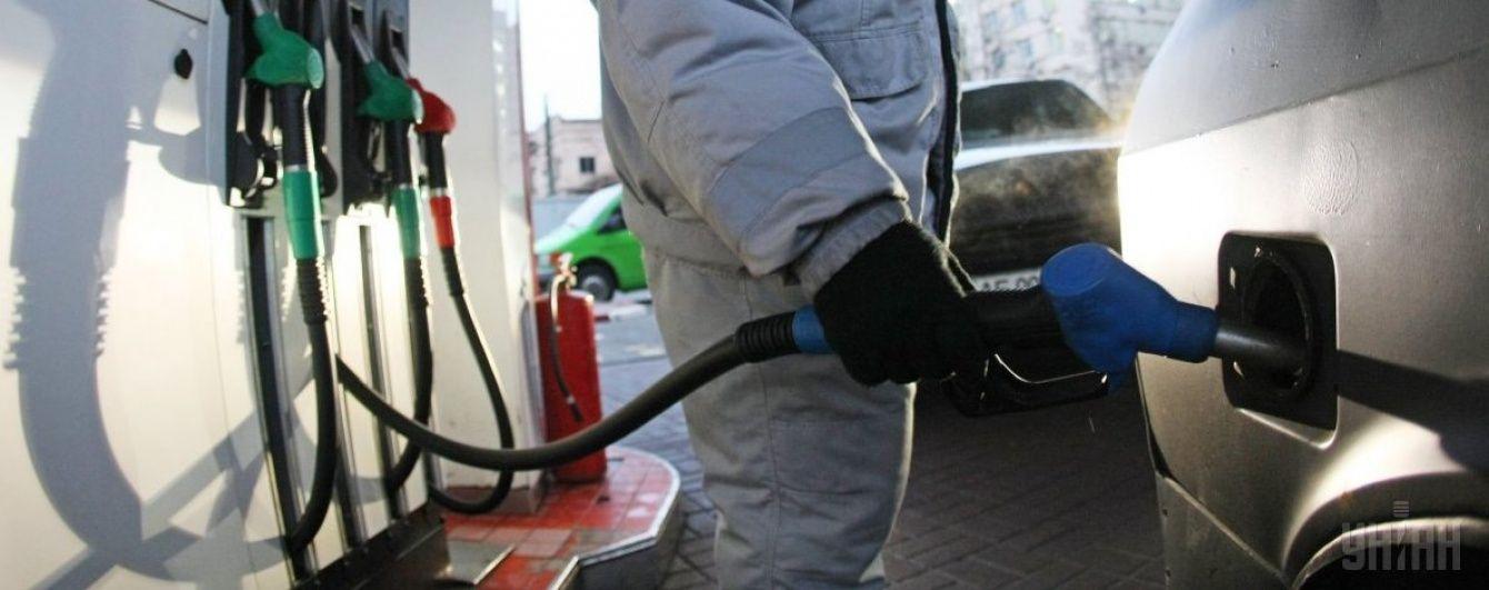 Скільки коштує заправити авто 13 жовтня. Середні ціни на АЗС