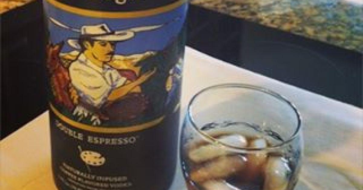 Горілка зі смаком подвійного еспрессо. @ Mashable