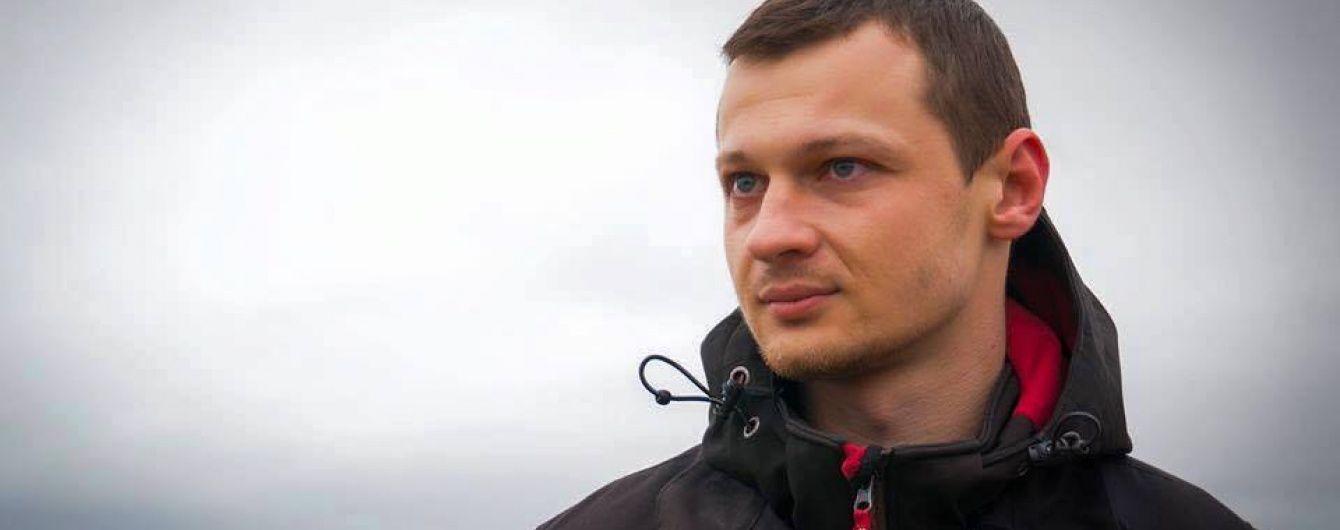 """""""Азовець"""" Краснов розпочав сухе голодування"""