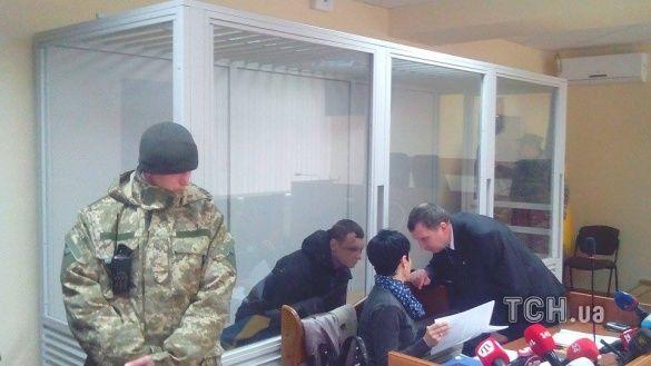 Станіслав Краснов Азов-Крим в суді