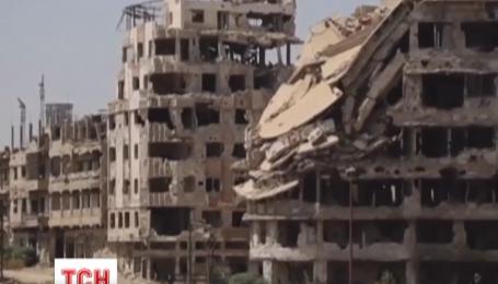 Украинские дипломаты эвакуировали посольство в Сирии