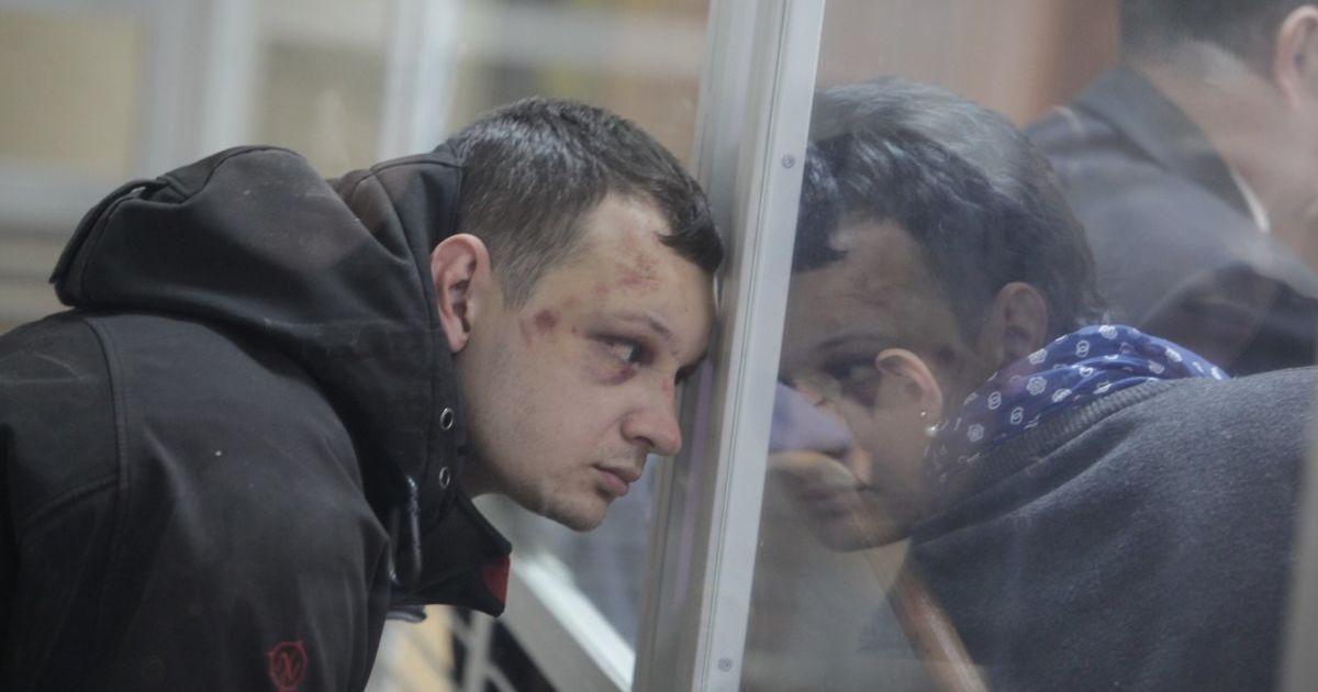 """Спроба №2: суд знову спробує винести рішення щодо запобіжного заходу для """"азовця"""" Краснова"""