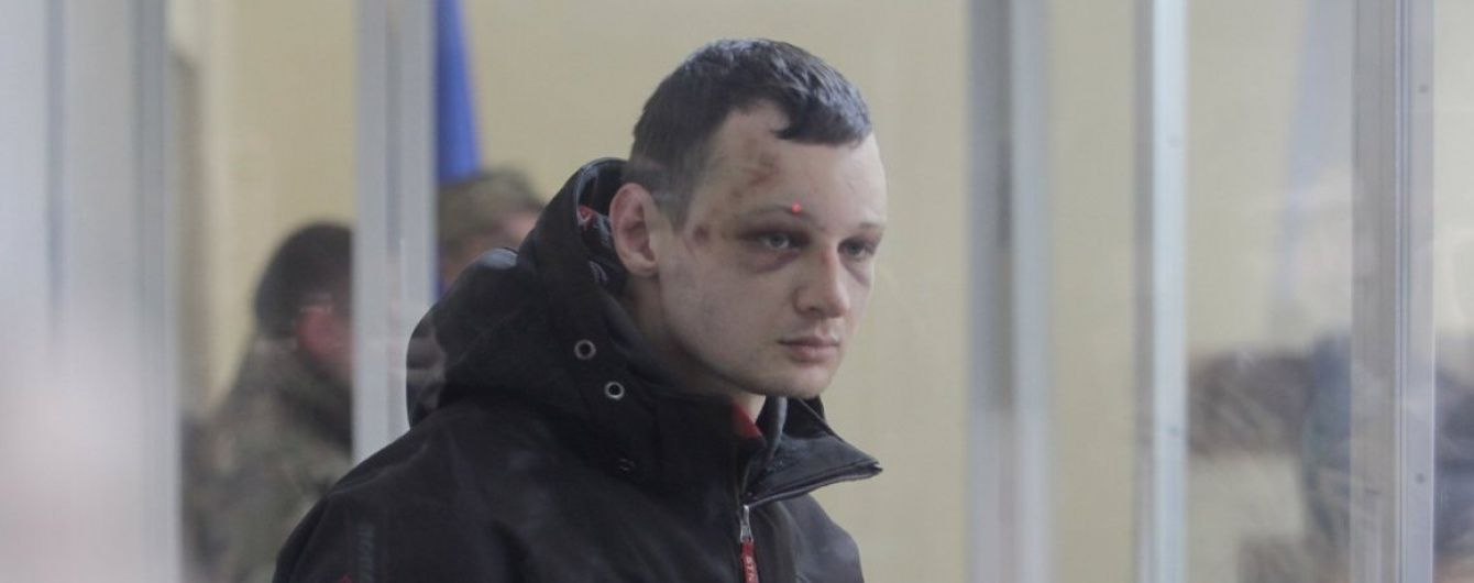 """Краснова відпустили після медичного обстеження - """"Азов"""""""