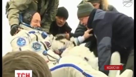 Двое астронавтов установили рекорд по пребыванию на Международной космической станции