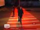 В Одесі з'явився інноваційний пішохідний перехід