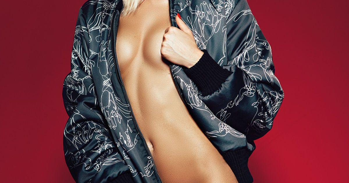 Дорофєєва роздягнулася у пікантній фотосесії @ XXL