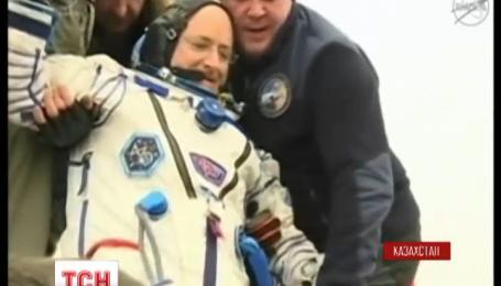 Двое астронавтов установили рекорд пребывания на Международной космической станции