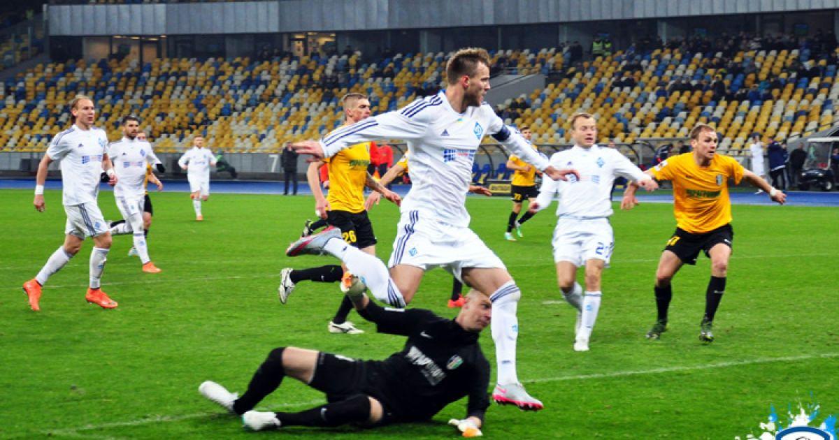 Ярмоленко врятував команду від поразки @ wbc.kiev.ua