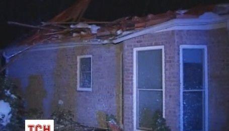 Десятки домов разрушил торнадо в американском штате Алабама