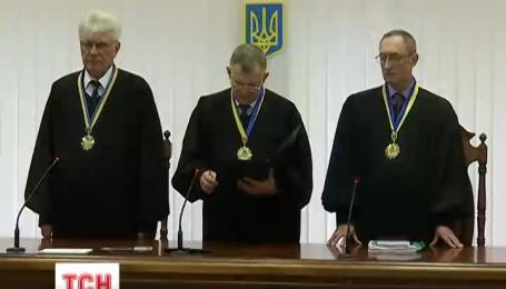 Полицейского Сергея Олейника выпустили под круглосуточный домашний арест