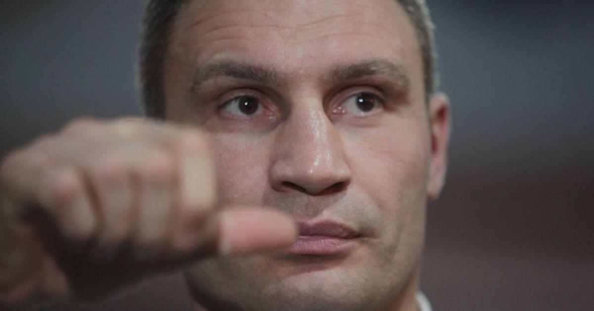 """Планы Кличко: мэр превратит Гидропарк в """"Диснейленд"""" и выпустит собственную мем-книгу"""
