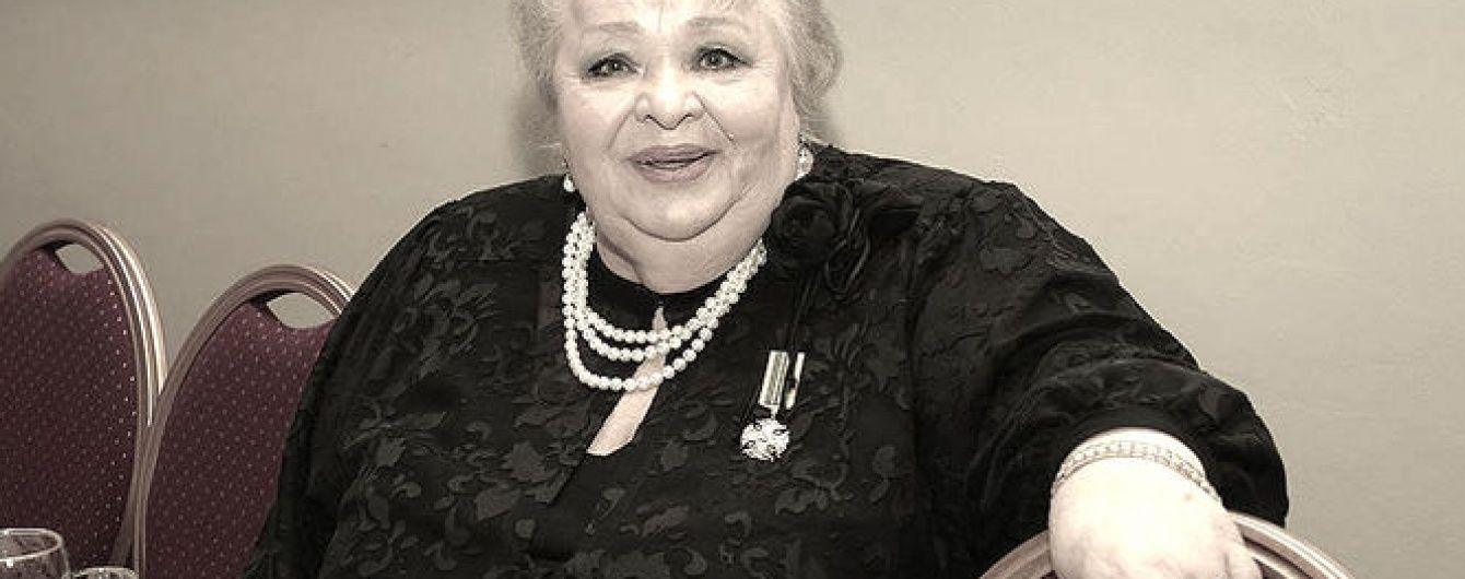 У Москві почалося прощання з актрисою Наталією Крачковською