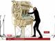 У Швеції створили вражаючу музичну машину з багатьох інструментів